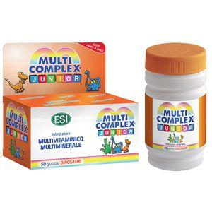 Esi - Multicomplex Junior Confezione 50 Dinosauri