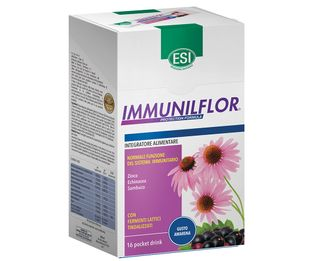 Esi - Immunilflor Confezione 16 Pocket Drink