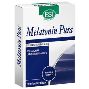 Esi - Melatonin Pura Confezione 60 Microtavolette