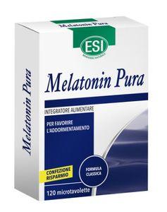 Esi - Melatonin Pura Confezione 120 Microtavolette