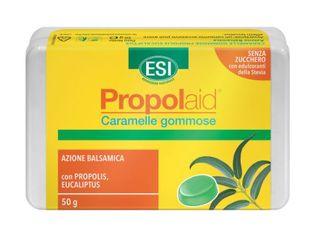 Esi - Propolaid Caramelle Gommose Eucalipto + Propoli Confezione 50 Pezzi