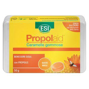 Esi - Propolaid Caramelle Gommose Propoli + Miele Confezione 50 Pezzi