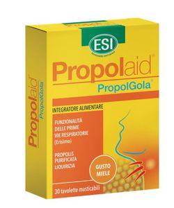 Esi - Propolaid Propolgola Miele Confezione 30 Tavolette