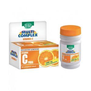 Esi - Vitamina C Pura 1000 Mg Retard Confezione 30 Compresse