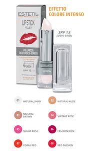 Estetil - Lip stick filler - Rossetto 4 funzioni in 1 - Colorazione 1