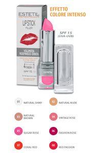 Estetil - Lip Stick Filler Rossetto 4 Funzioni In 1 Colorazione 5