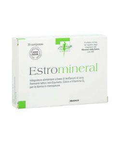 Estromineral - Confezione 20 Compresse