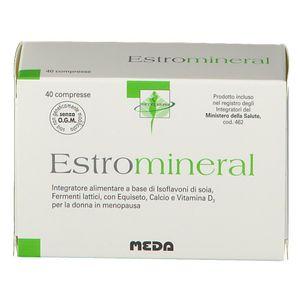 Estromineral - Confezione 40 Compresse
