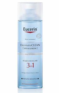 Eucerin - Dermatoclean Hyaluron Acqua Micellare 3 In 1 Confezione 200 Ml