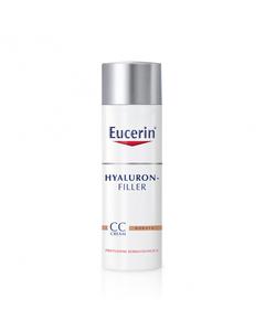 Eucerin - Hyaluron Filler CC Crema Dorata Anti Età Confezione 50 Ml