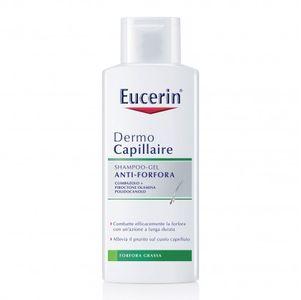 Eucerin - Shampoo Gel Anti Forfora Capelli Grassi Confezione 250 Ml