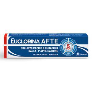 Euclorina - Afte Gel Confezione 8 Ml