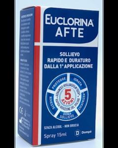 Euclorina - Afte Spray Confezione 15 Ml