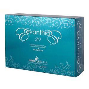 Evanthia 20 - Medium Confezione 2 Siringhe Da 1 Ml