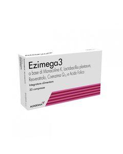 Ezimega 3 - Confezione 20 Compresse