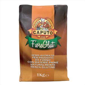 Caputo - Fioreglut Mix Pizza Senza Glutine Confezione 5 Kg