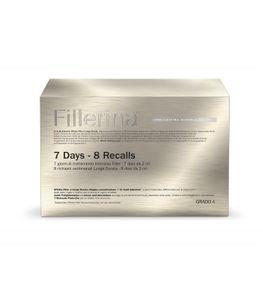Fillerina - Long Lasting Durable Filler 7 Days/8 Recalls Grado 4 Confezione 3 Pezzi