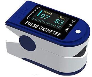 Fingertip - Saturimetro Pulsossimetro Ossimetro AB 88