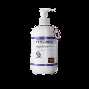 Fiocchi Di Riso - Detergente Corpo e Capelli Confezione 400 Ml