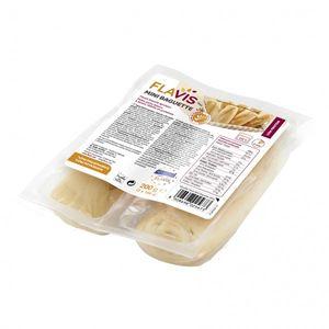 Flavis Mevalia - Mini Baguette Aproteiche Confezione 200 Gr