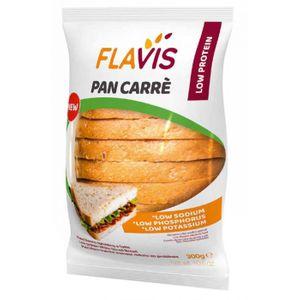 Flavis Mevalia - Pan Carrè Aproteico Confezione 300 Gr