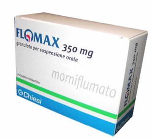 Flomax - 350 Mg Granulato Confezione 20 Bustine Bipartite