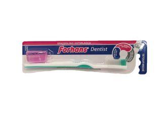Forhans - Spazzolino Antiplacca Medio Dentist Confezione 1 Pezzo