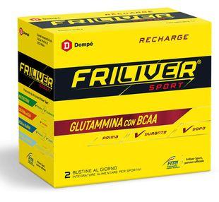 Friliver - Sport Recharge Confezione 8 Bustine
