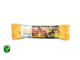 Fruittella - Good For You Barretta Anacardi e Ginger Confezione 36 Gr