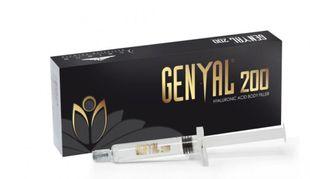 Genyal - 200 Confezione 1 Siringa Preriempita 10 Ml