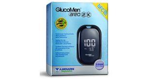 Glucomen - Areo 2K Meter Set Per Misurare Glicemia e Chetonemia (Scadenza Prodotto 16/07/2021)