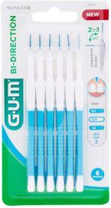 Gum - Scovolini Bi-Direzionali Size 2 Confezione 6 Pezzi