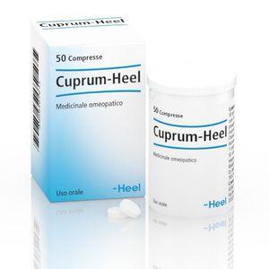 Guna - Cuprum Heel Confezione 50 Compresse
