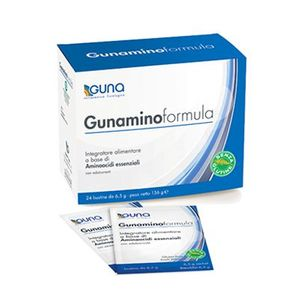 Guna - Gunamino Formula Confezione 24 Bustine