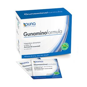 Guna - Gunamino Formula Confezione 42 Bustine