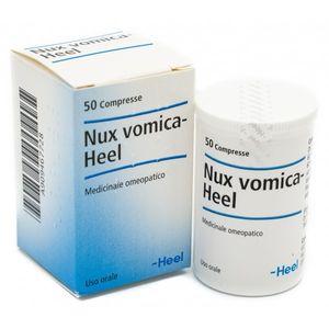 Guna - Nux Vomica Heel Confezione 50 Compresse