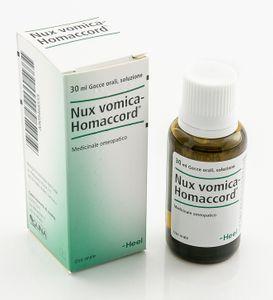 Guna - Nux Vomica Homaccord Heel Gocce Confezione 30 Ml