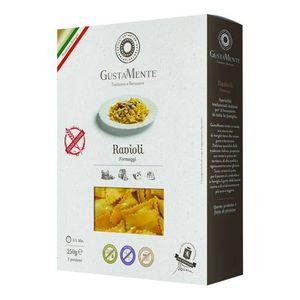 Gustamente - Ravioli Ai Formaggi Senza Glutine Confezione 250 Gr