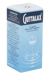 Guttalax - Gocce 7,5 Mg/Ml Confezione 15 Ml