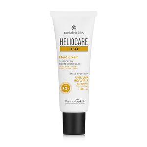 Heliocare - 360 Fluid Cream Protezione 50+ Confezione 50 Ml