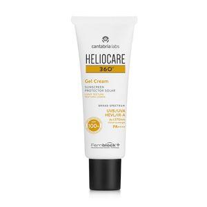 Heliocare - 360 Protezione 100+ Gel Cream Confezione 50 Ml