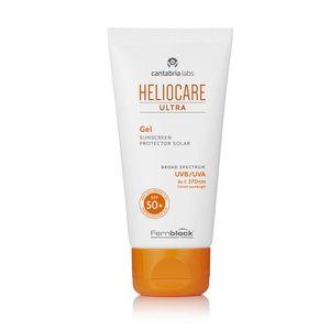 Heliocare - Ultra Gel Protezione 50+ Confezione 50 Ml