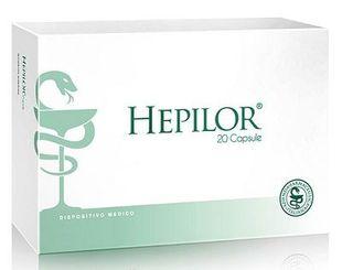 Helpilor - Confezione 20 Capsule (Scadenza Prodotto 28/12/2021)