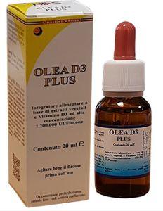 Herboplanet - Olea D3 Plus Gocce Confezione 20 Ml