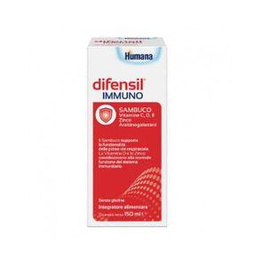 Humana - Difensil Immuno Confezione 150 Ml