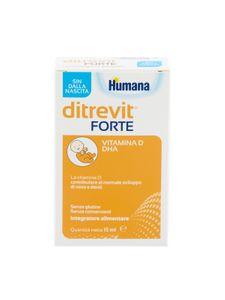 Humana - Ditrevit Forte Confezione 15 Ml