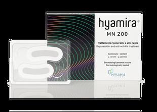 Hyamira - Patch Di Micro-Aghi Mn 200 Acido Ialuronico Confezione 4 Cerotti