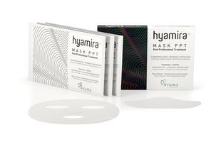 Hyamira - Mask Ppt Maschere Confezione 3 Viso + 3 Collo/Decolleté