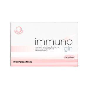 Immuno - Gin Confezione 20 Compresse
