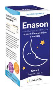 Inlinea - Enason Melissa e Melatonina Confezione 15 Ml